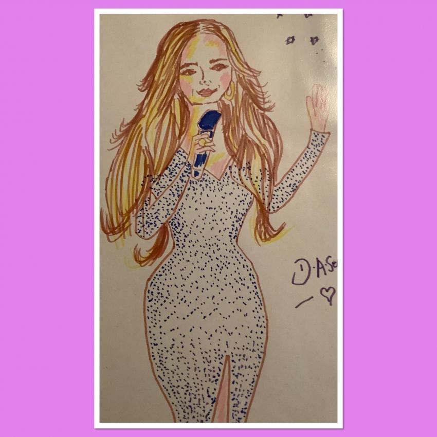 Mariah Carey por dasee